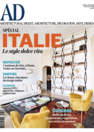 Cover of AD Italy