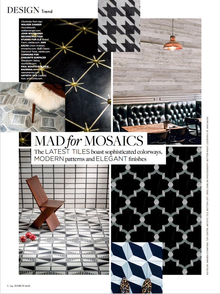 cle and New Ravenna in C Magazine