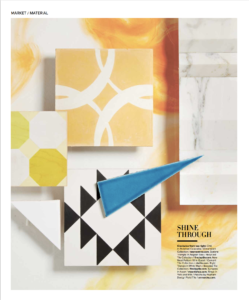 Tile Makes Materials Feature Luxe Magazine