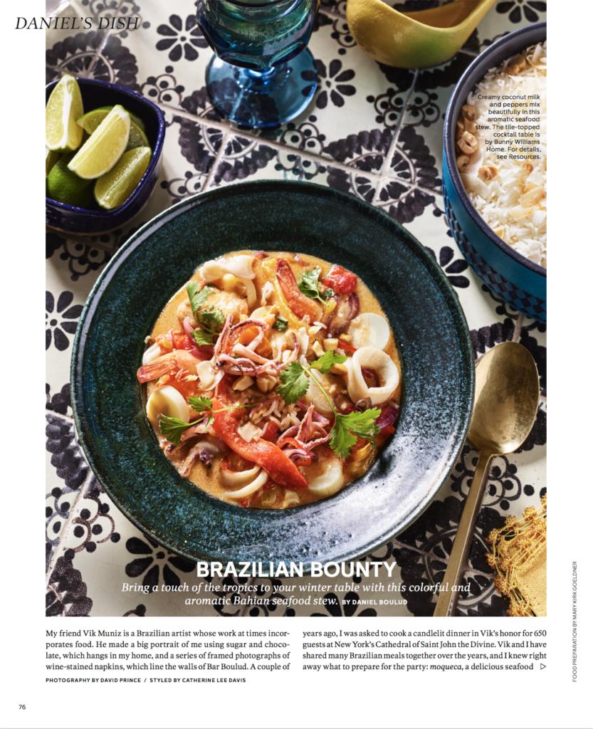 Daniel's Dish Brazilian Vibes