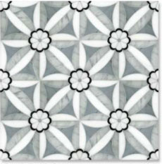 New Ravenna Mosaics Introduces the 2011 Silk Road Collection of Marble Mosaics