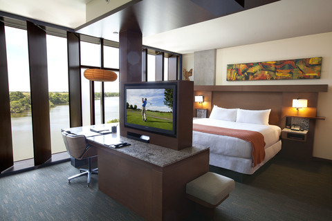 Guest room Streamsong Alfonso Architects