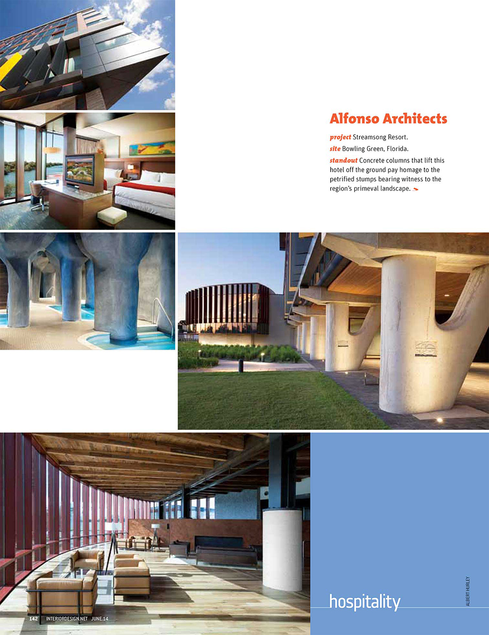Alfonso Architects Streamsong resort