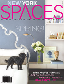 New Ravenna in New York Spaces Spring Issue