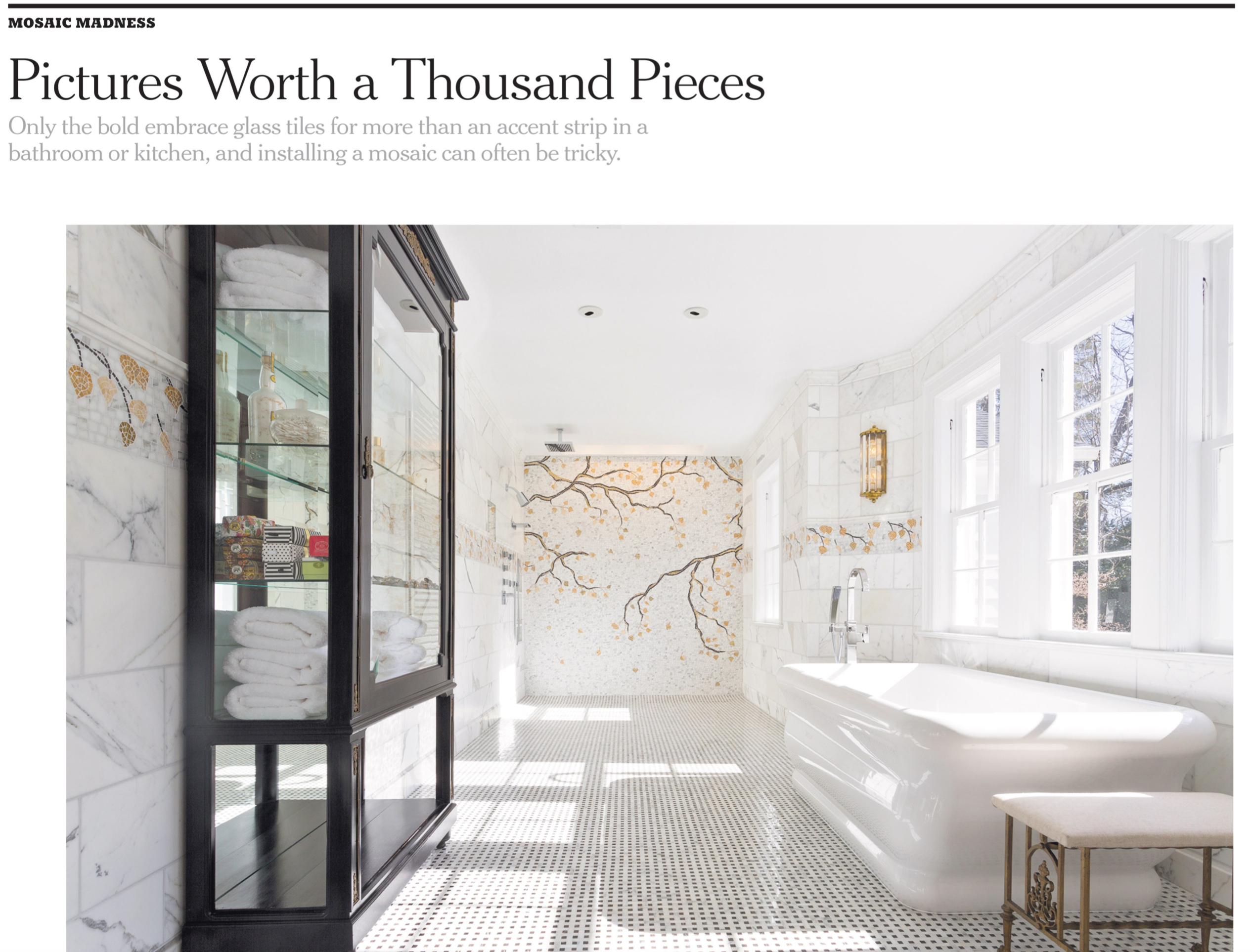 New Ravenna Featured New York Times
