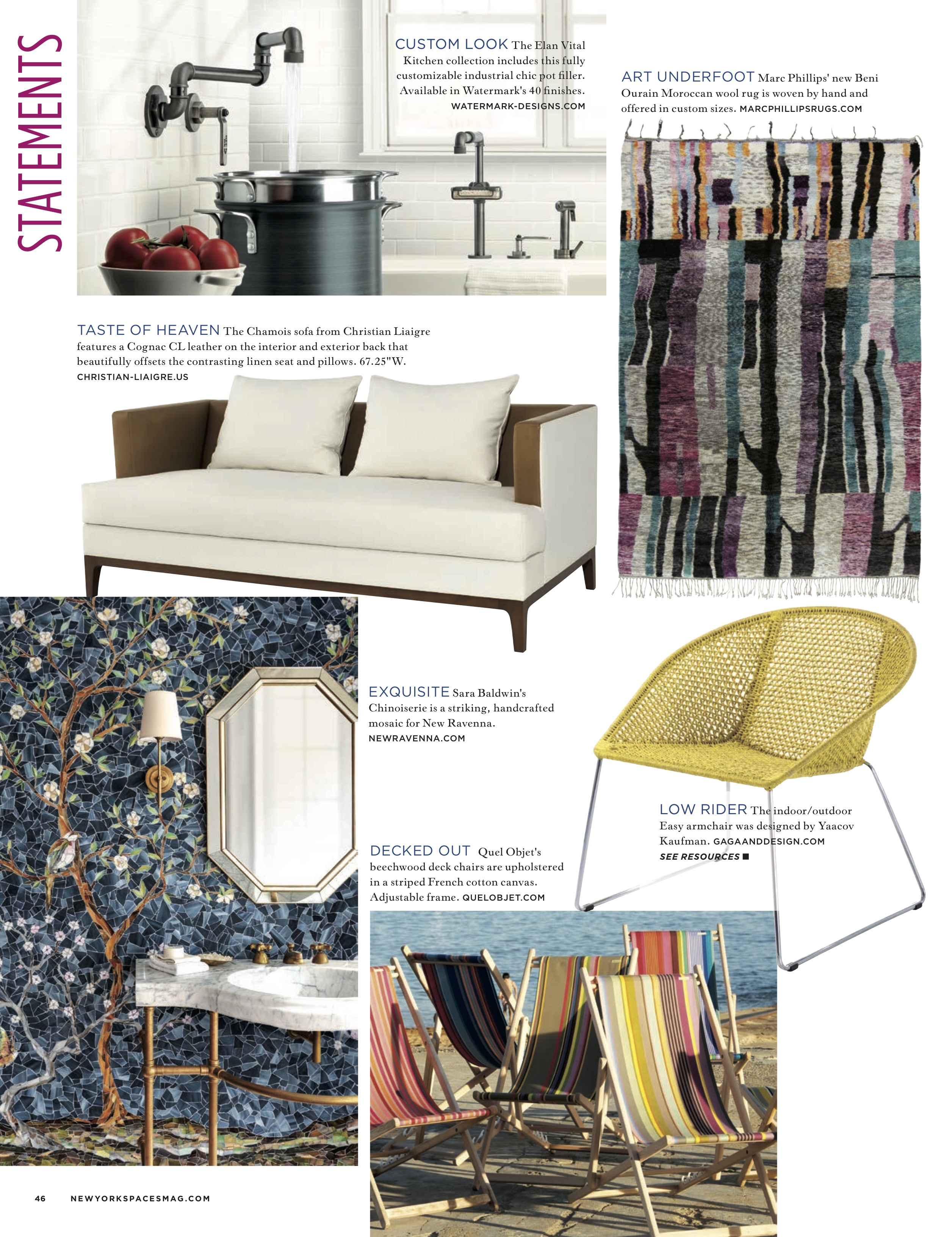Chinoiserie featured in New York Spaces