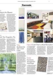 Osburn Watermark in NY Times