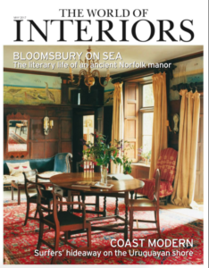 New Ravenna in The World of Interiors