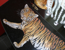 Tiger bar top