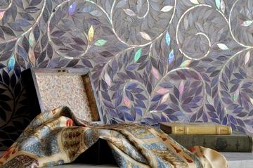 New Ravenna Mosaics Jacqueline Vine