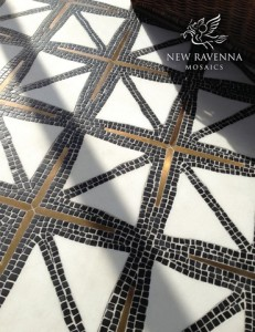 New Ravenna Mosaics Presents Look Book Fall 2013