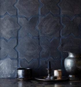 Belgian Reproduction Tiles in New Shapes